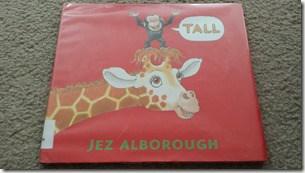 Tall by Jez Alborough: Virtual Book Club for Kids