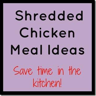 Shredded Chicken graphic