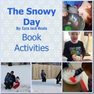 The Snowy Day – BFIAR