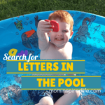 Search for Letters in the Pool