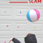 Magnetic Letter Slam