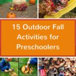 15 Outdoor Fall Activities for Preschoolers and $2000 Cash Giveaway!