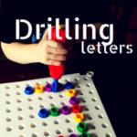 Preschool Letter Recognition: Drilling Letters