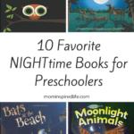 Preschool Literacy: Nighttime Books for Preschoolers