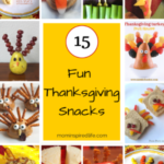 Thanksgiving Snacks for Kids that are Super Fun!