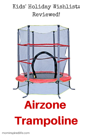 Airzone Trampoline Review