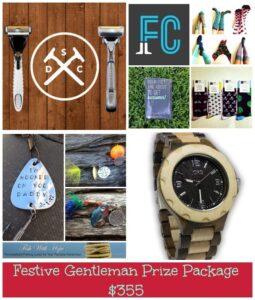 Festive Men package