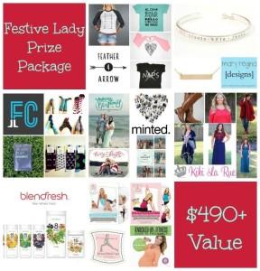 Festive Women Package