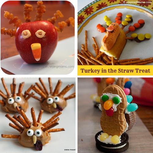 Fun Thanksgiving Snacks for Kids