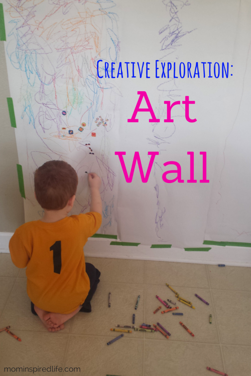 Preschool art art wall for Preschool wall art ideas