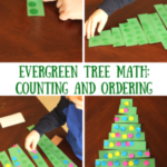 Evergreen Tree Math Activity