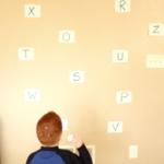 Snowball Throw Alphabet Game