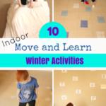 Winter Indoor Active Learning for Preschoolers