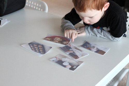 Muffin Man Nursery Rhyme Activities. Reinforce math, literacy and science concepts while developing practical life skills.