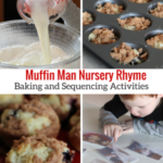 Muffin Man Nursery Rhyme Activities