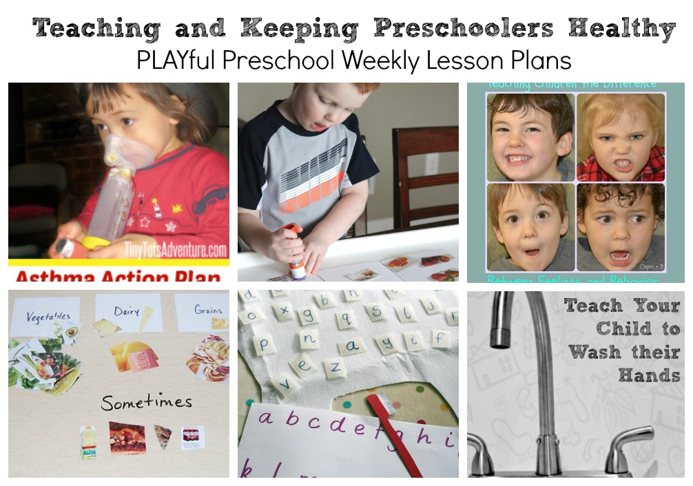 requirements to teach preschool sorting and categorizing food healthy or not 503