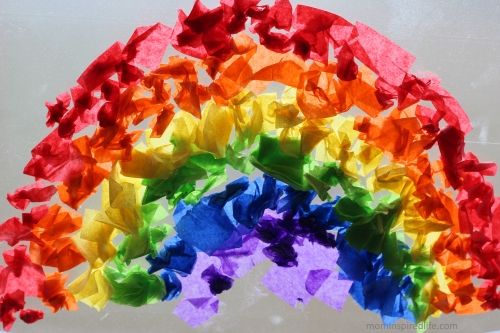 Tissue Paper Rainbow Related Keywords Suggestions Tissue Paper