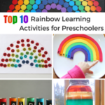 Top 10 Rainbow Learning Activities for Preschoolers