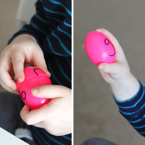 Easter Egg Letter Puzzles Alphabet Activity