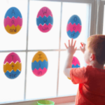Easter Egg Puzzles for Teaching Letters and Sight Words