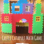 Castle Catapult Math Game