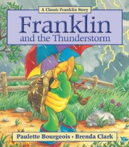 Franklin and the Thunderstorm.
