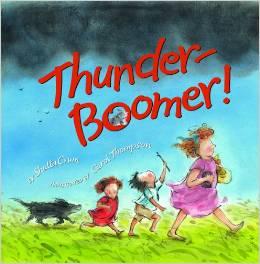 Thunder Boomer book