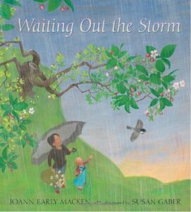 Waiting Out the Storm book for kids
