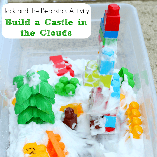 Build a castle in the clouds with this fun Jack and the Beanstalk extension activity!