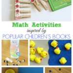 Math Activities Inspired by Popular Children's Books
