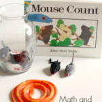 Mouse Count Math Activity and Story Retelling
