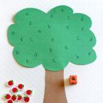 Apple Tree Alphabet Game