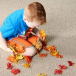Fall Leaves Alphabet Activity