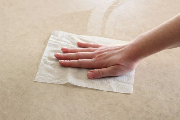 Wipe surfaces with Clorox Disinfecting Wipes to kill germs and keep kids healthy.