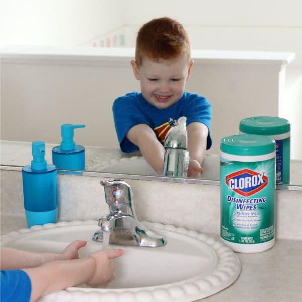 Keeping preschoolers healthy