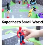 Superhero Small World