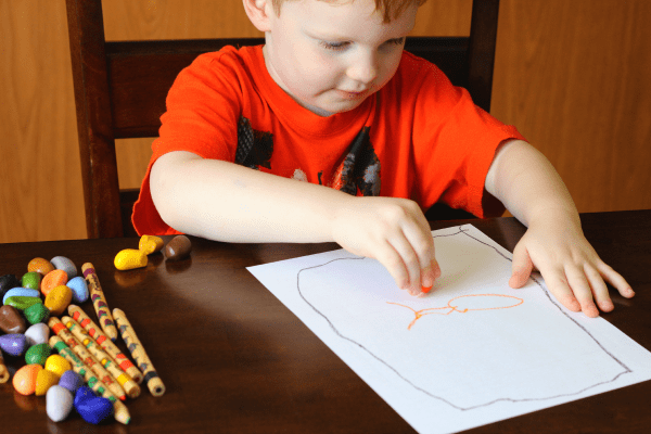 Preschool Dr. Seuss activity