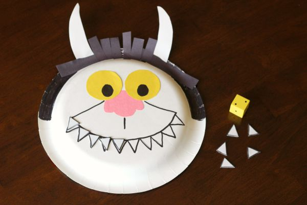 Where the Wild Things Are math activity