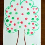 Dot the Letter Apple Tree Activity