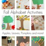 Fall Alphabet Activities