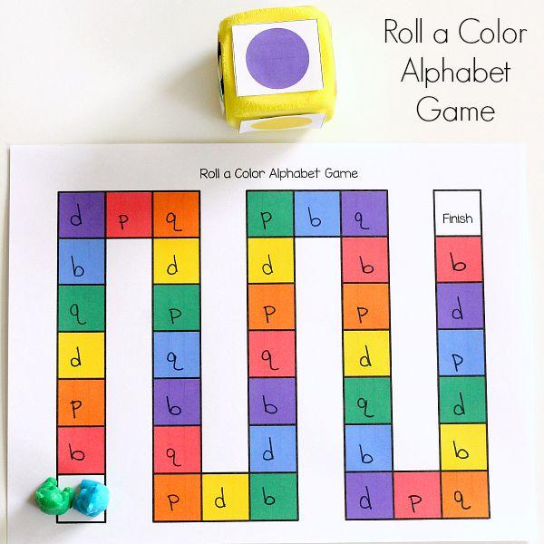Alphabet Letter Identification Games