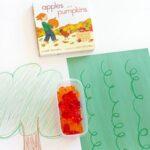 Sorting Apples and Pumpkins Book Activity