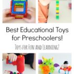 Best Educational Toys and Games for Preschoolers