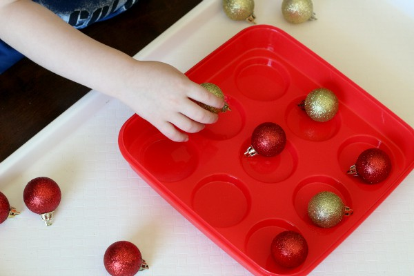 Christmas party activity for kids!