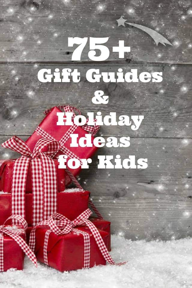 Holiday gift ideas for kids!