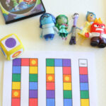 Printable Inside Out Emotions Game