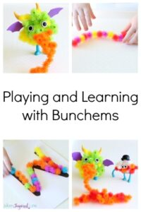 Playing and Learning with Bunchems