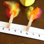 Racing Turkeys Number Line Game