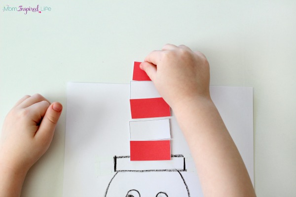 The Cat in the Hat Activities for Preschoolers. Fun, hands-on activities to go with the book!