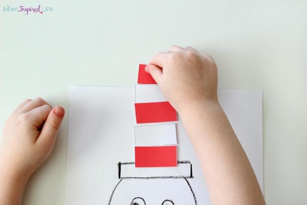 The Cat in the Hat Activities for Preschoolers. Fun, hands-on activities to go with the book!